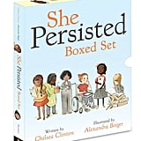 She Persisted Boxed Set: Chelsea Clinton, Alexandra Boiger: 9781984812193: Amazon.com: Books