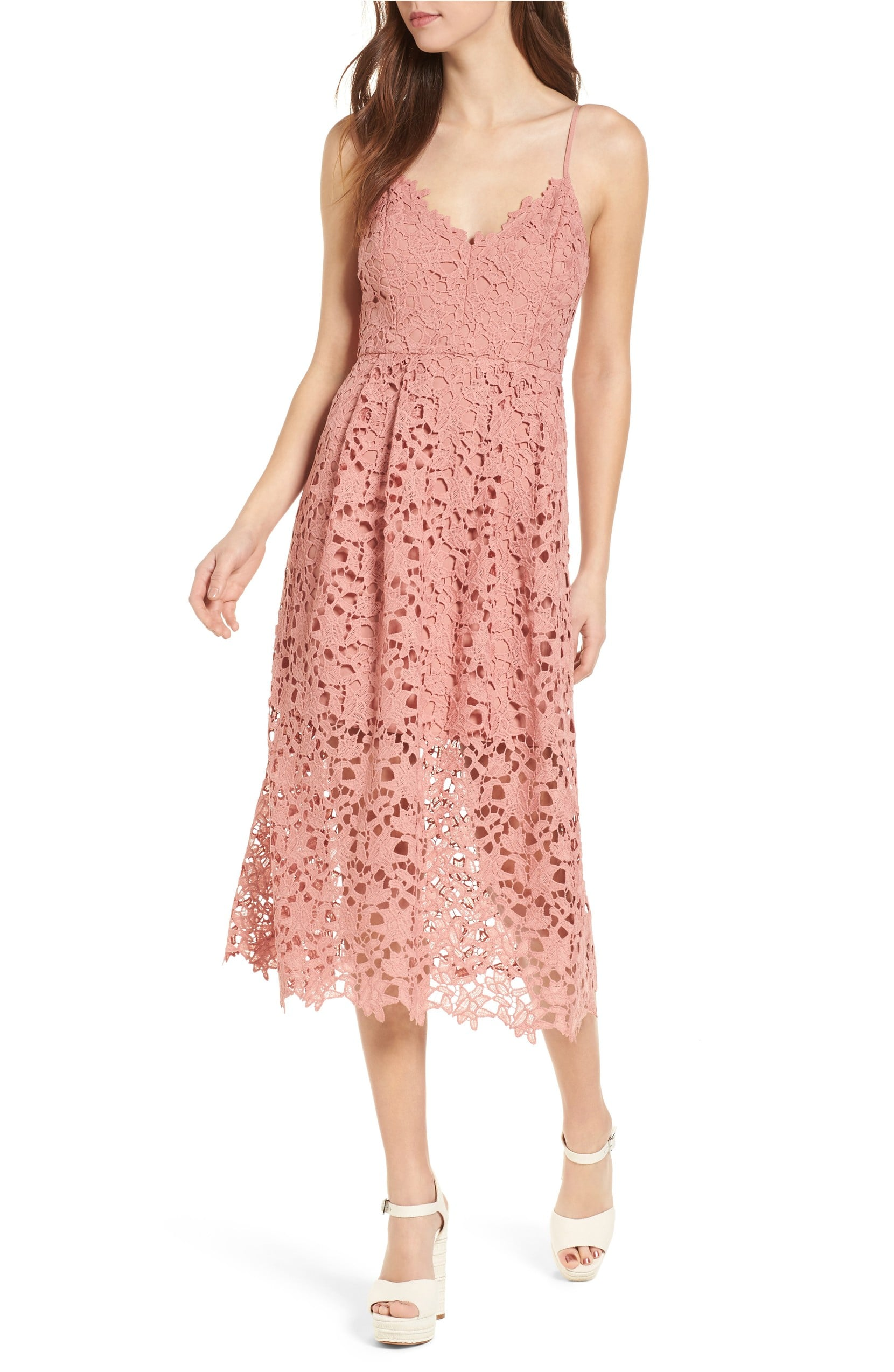 Astr The Label Lace Midi Dress 16 Gorgeous Dresses You Can