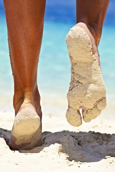 The Benefits of Barefoot Running