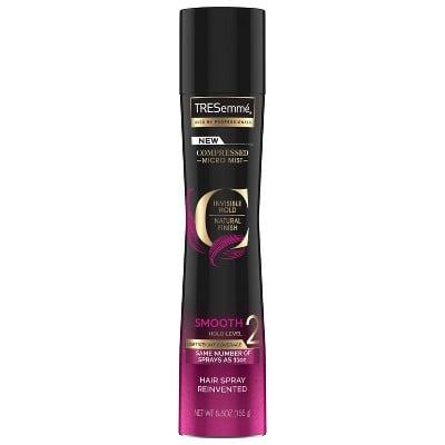 Tresemmé Compressed Micro-Mist Hair Spray in Level 2: Smooth