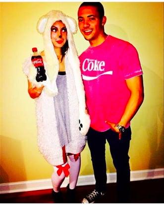 Coke and Polar Bear