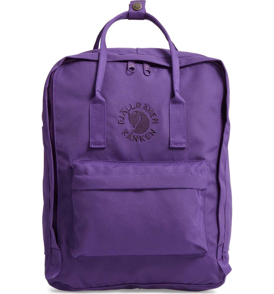 8e6c4e4a5ad Fjällräven Re-Kanken Water Resistant Backpack