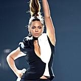 Beyoncé at the 2008 American Music Awards