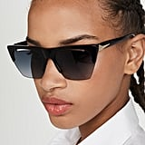 Rag & Bone Angled Shield Sunglasses