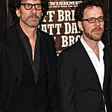Joel and Ethan Coen<br>Directors, <b>True Grit</b>