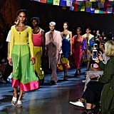 Prabal Gurung's Diverse Cast and Colourful World