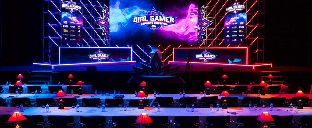 دبي تستضيف نهائيات مهرجان Girl Gamers النسائي للألعاب الافتر