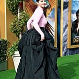 Selena Gomez Wears Givenchy to Dolittle Premiere