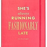 Kate Spade Fashionably Late Agenda