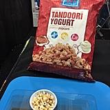 Pop Art Tandoori Yogurt Popcorn