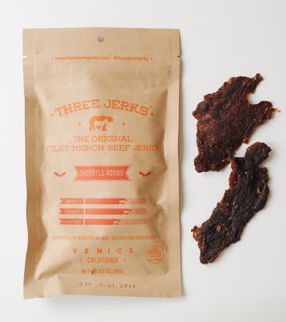 Three Jerks Chipotle Adobo Filet Mignon Jerky