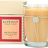 Spiced Chai Votivo Aromatic Candle