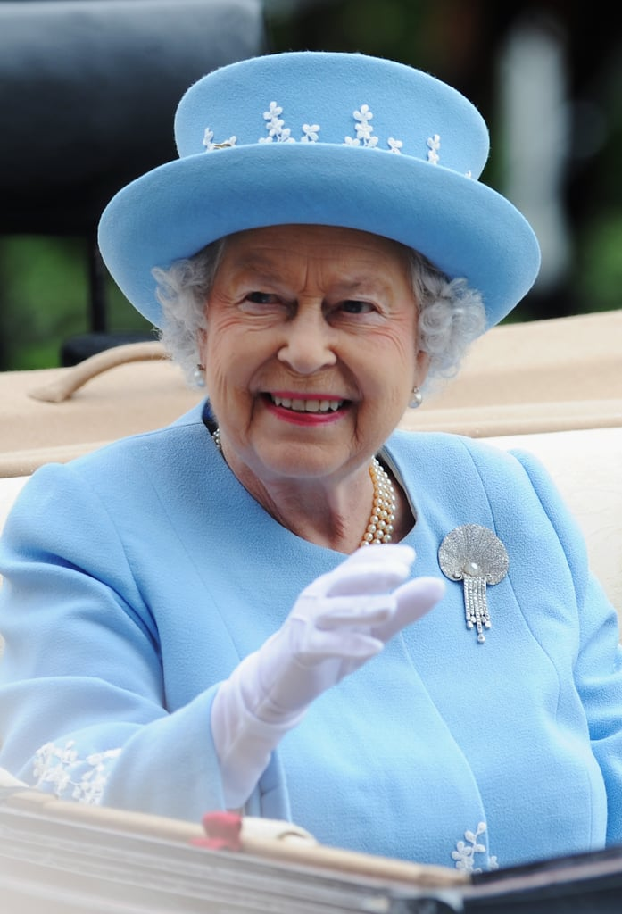 The Queen on Day 5
