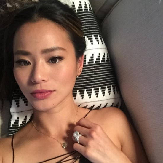 Jamie Chung's Engagement Ring