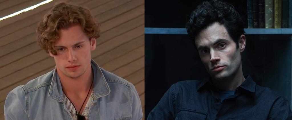 Joe From Love Island Compared to Joe From You