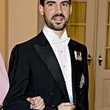 Prince Philippos of Greece and Denmark