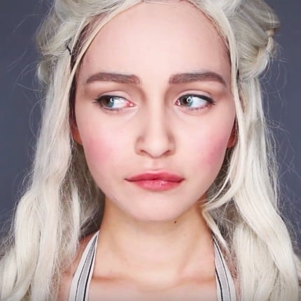 Daenerys Targaryen Game of Thrones Makeup Tutorial