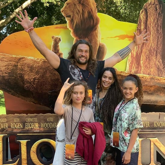 Jason Momoa Celebrates His Daughter Lola's Birthday 2019