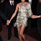Celine Dion at the Met Gala Afterparty