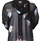 Floral print blouse (£88, was £220) by Acne.