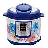 Instant Pot Pioneer Woman LUX60 Breezy Blossoms 6 Qt 6-in-1 Multi-Use Programmable Pressure Cooker