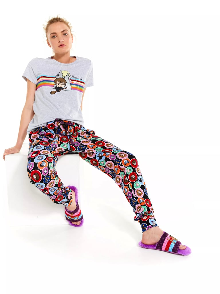 5a6f655c5d6f8 Hp Icons Easy Pj Pant | Peter Alexander Harry Potter Pajamas 2018 ...