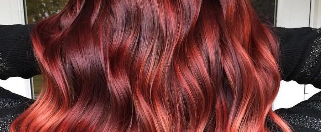 Autumn Hair Colors 2018