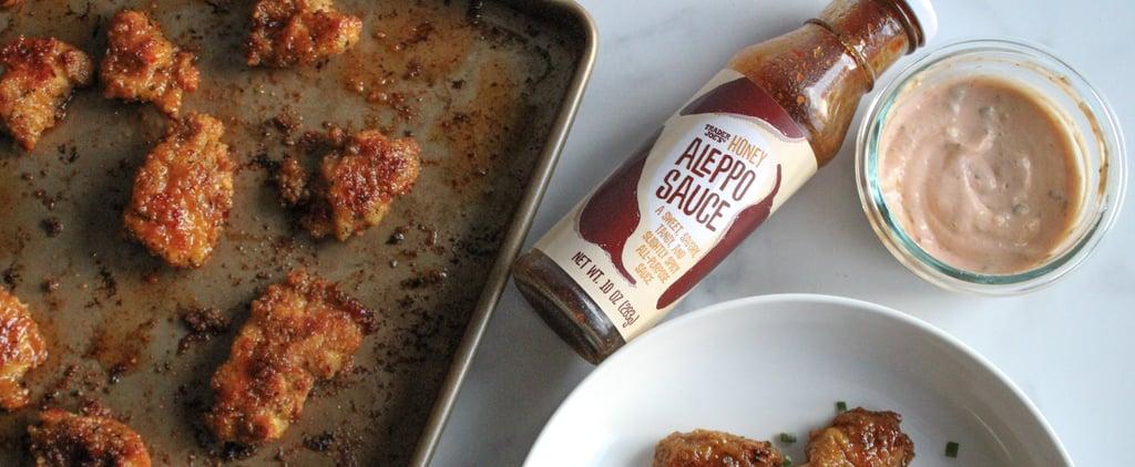 Honey Aleppo Boneless Wings Recipe