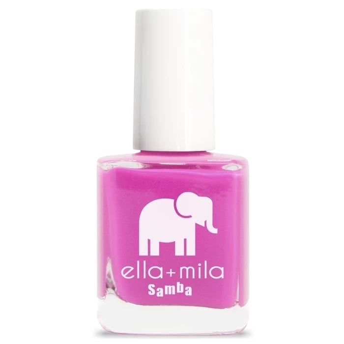 Ella + Mila Nail Polish Collection in Sun Has Set