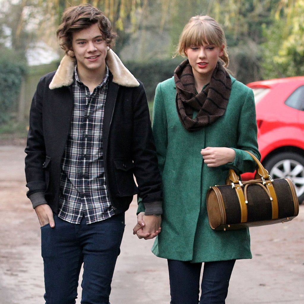 Harry styles et Taylor Swift Dating 2014