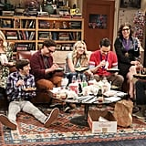 Outstanding Comedy Series: The Big Bang Theory