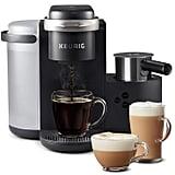 Keurig K-Cafe Single-Serve K-Cup Coffee Maker