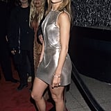 At the Notorious Magazine Launch in New York City in April 1990