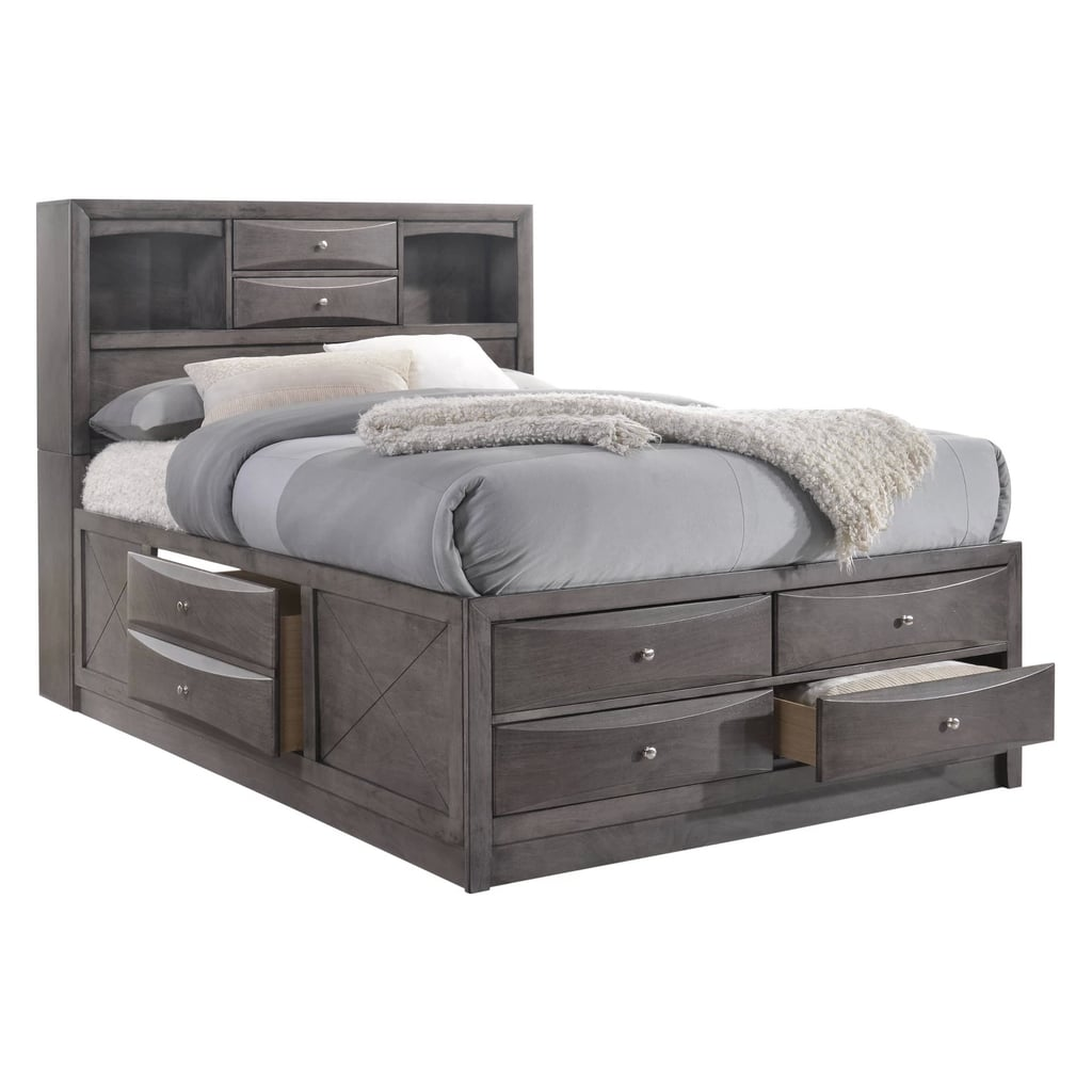 Madison Queen Storage Bed | Best Target Bedroom Furniture ...