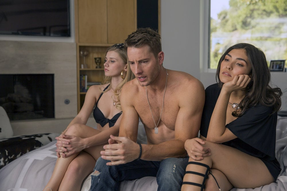 What Has Justin Hartley Starred In?