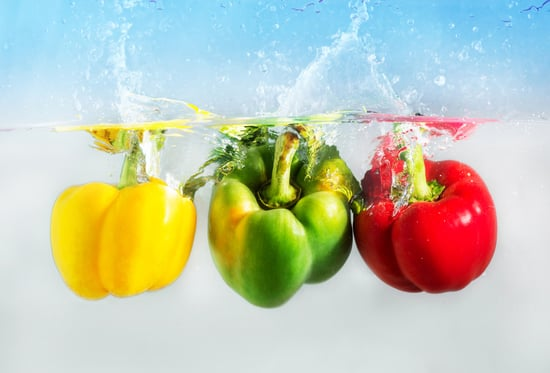 Vegetables That Contain the Most Water, Hydrating Fruits