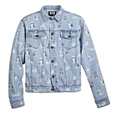 Disney Dogs Denim Jacket For Women