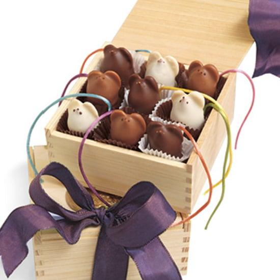 New Hampshire: L.A. Burdick Chocolate Mice