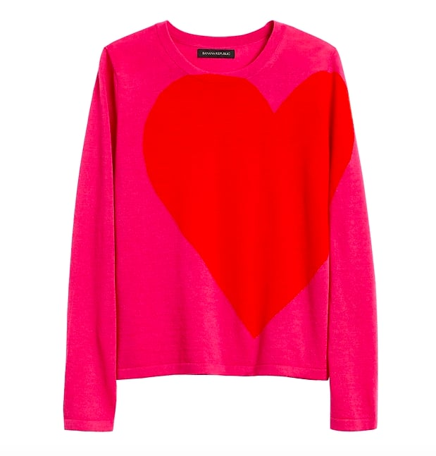 Big Heart Sweater