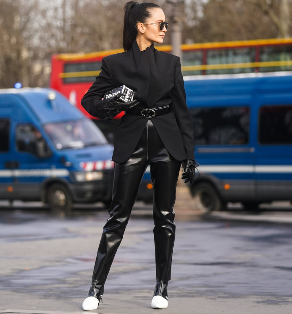 14 Cute Leather Outfit Ideas to Try in 2020