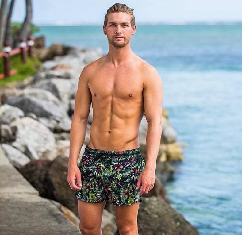 Love Island Aaron Shaw The Proposal   POPSUGAR Celebrity Australia