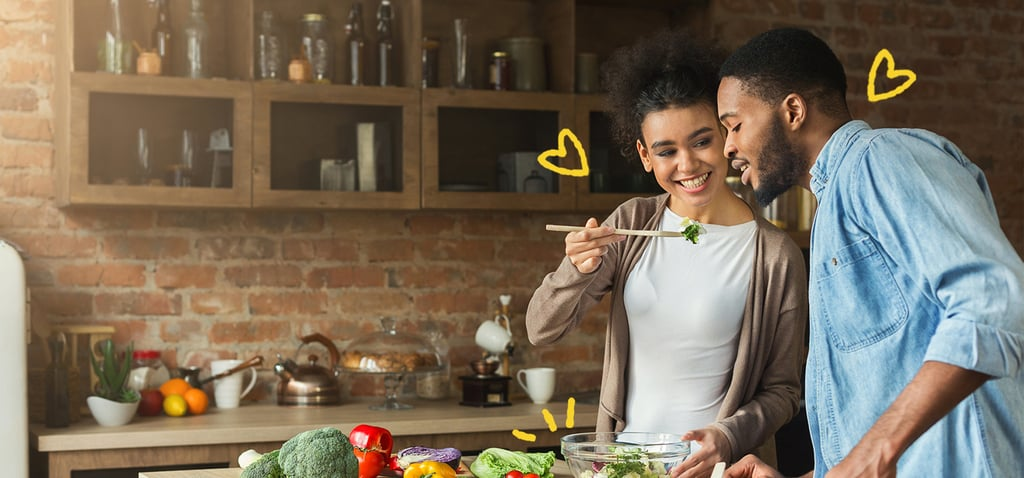 Winter At-Home Date-Night Ideas to Heat Things Up