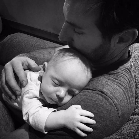 Josh Kelley's Instagram Photo of Son Joshua January 2017