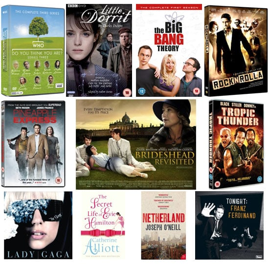 PopSugarUK's January Must Haves of DVDs, Books and CDs