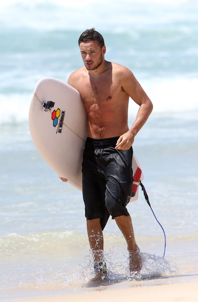 Liam payne date of birth in Australia