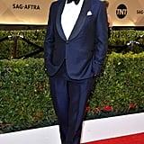 """Liam Cunningham (Davos Seaworth): 6'1"""""""