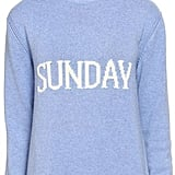 Alberta Ferretti Oversized Sunday Wool & Cashmere Sweater