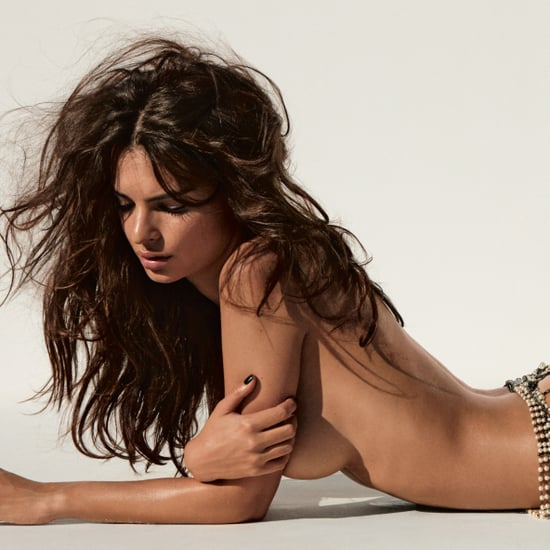 Emily Ratajkowski Naked Photo in Allure Magazine August 2017