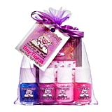 Piggy Paint Tiny Tiaras Non-Toxic Nail Polish & Nail Art Set