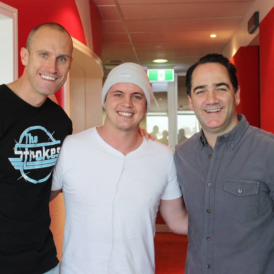 Johnny Ruffo Interview About Cancer September 2017